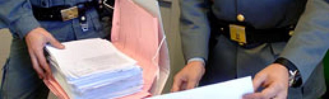 Frodi 2011: allo Stato sono stati rubati due miliardi di euro