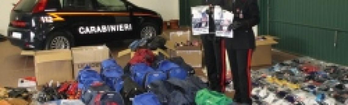 Dipendenti infedeli magazzinieri: dipendenti Ceva infedeli rubavano capi griffati