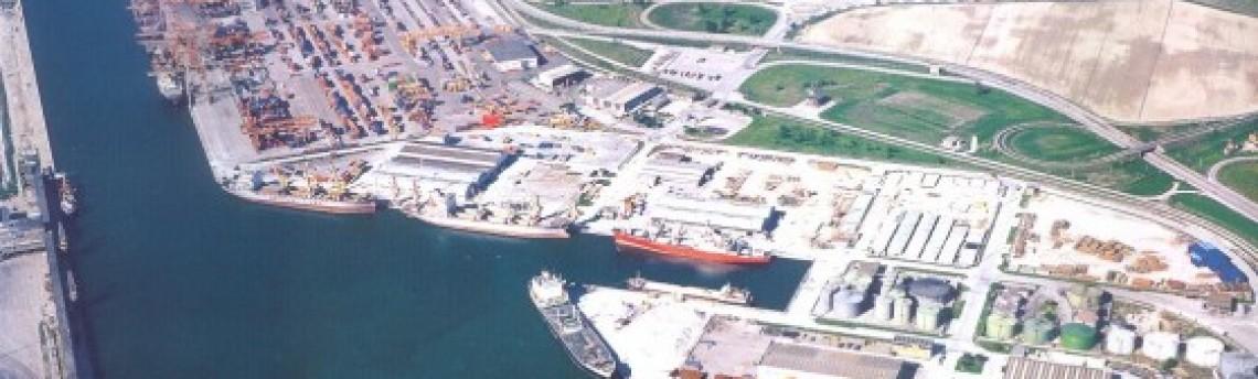 Traffico porti: a Ravenna traffico in crescita